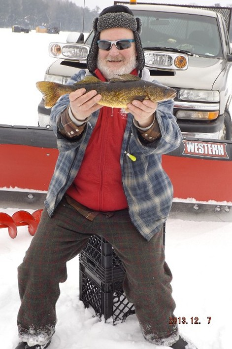 Walleye Winner